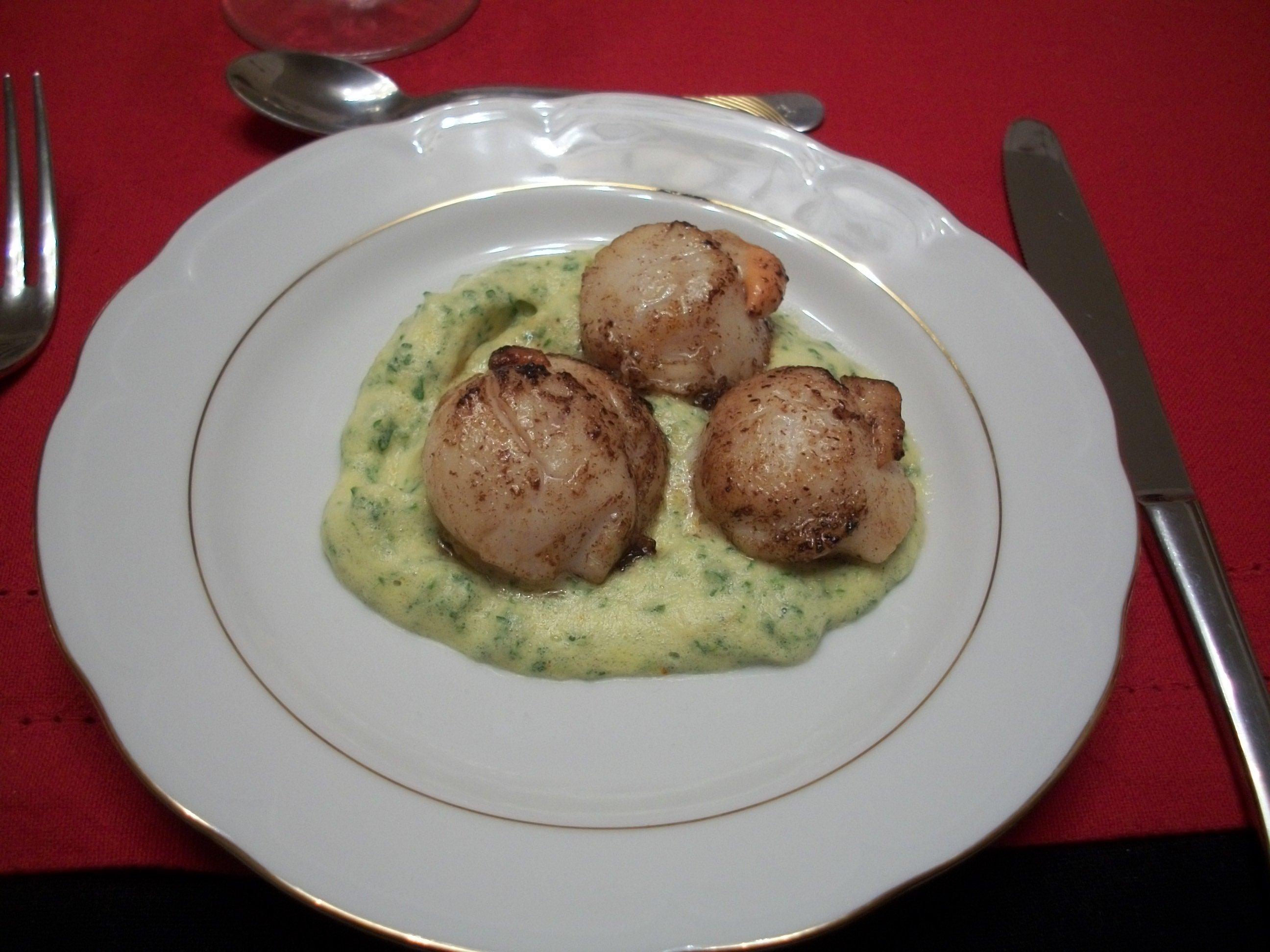 La cuisine de christine st jacques en emultion safranee for La cuisine de christine