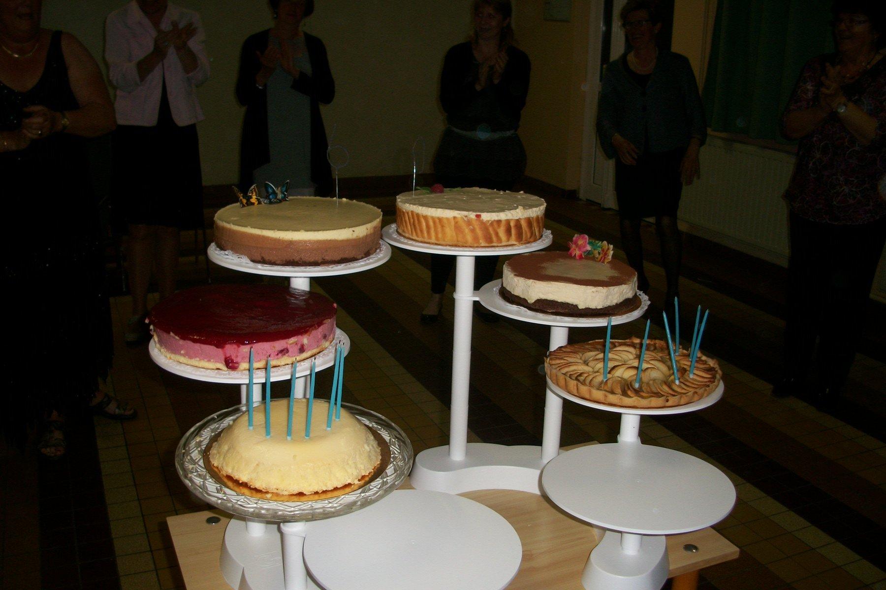 La cuisine de christine farandole de dessert for La cuisine de christine